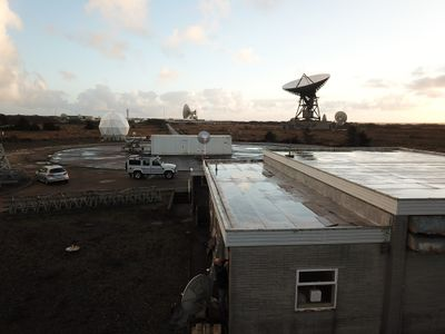 Photo of WebSDR Station at Goonhilly, UK